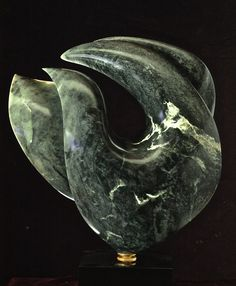 Opus 93 Mexican soapstone.      #peterbellonci