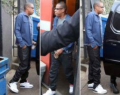 Jay-Z wearing Air Jordan III'88