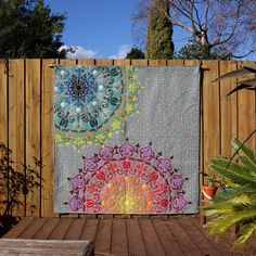 Hallelujah for a sunny winters day to take a quilt pattern photo! Pattern written, ready to order shortly! #freebirdquilting…