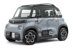 Citroën has released Ami, an electric car that will be available on a subscription service to city-people as young as 14 without a driving license. Citroen Concept, Concept Cars, Mobile Car Wash, E Mobility, Smart Car, Japan Cars, City Car, Futuristic Cars, Bike Design