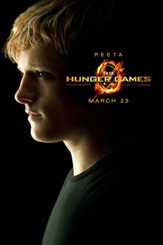 Peeta Mellark, why do you have to be a fictional character? :(