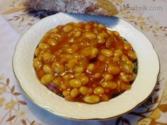 Fazole fantastické chuti Chana Masala, Food And Drink, Cooking Recipes, Sweets, Baking, Ethnic Recipes, Fitness, Diet, Chic Peas