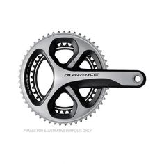 #Shimano dura-ace fc-9000 bicycle chainset  ad Euro 350.99 in #Shimano #Sports and nutrition sports