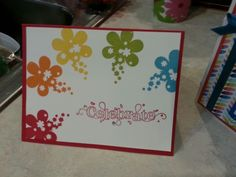 sprinkled expressions - SU site:pinterest.com   Sprinkled Expressions Stampin up   Cards   Pinterest