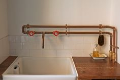 homemade copper tap - Google Search