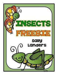 Hope you enjoy this freebie! Check out my Close Reading Insects pack for more spring and summer fun! Beginning Of Kindergarten, Kindergarten Science, Science Classroom, Insect Activities, Literacy Activities, Primary Science, Spring Theme, Bugs And Insects, Close Reading
