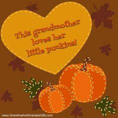 Grandchildren ...