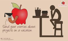 Send your worries about #projects on a vacation. #Summer #vacations bring a lot of joy for the kids and they also bring along a lots of #homework and projects #assignments. Stop losing your sleep over them. My Learning Planet will help you put everything in place. Visit www.mylearningplanet.in or call 9899888185