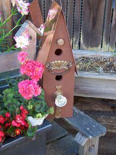 creative bird house