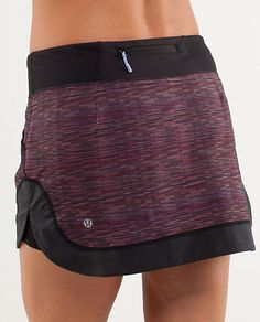 cute running skirt