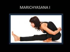 Marichyasana I  Sanskrit Name: Sage Marichi
