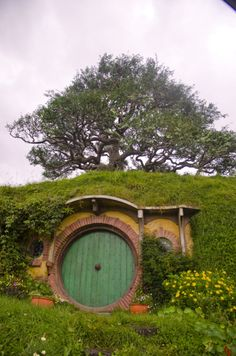 I WOULD LIVE IN THIS IN A HEARTBEAT Hobbit House, New Zealand photo http://www.youtube.com/channel/UCdldCQP1XtDL4cTafY7m-2w?sub_confirmation=1