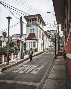Valparaíso, Chile. Cities, Adventure Travel, Places To Go, Around The Worlds, Street View, Tours, Country, Chili, Travelling