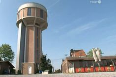 We recently covered a home in Germany that was formerly a water tower. It turns out our run-ins with these surprising structures were just getting started, since we've come across a similar transformation in Belgium.