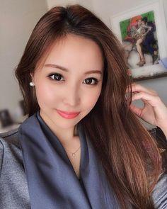 画像に含まれている可能性があるもの:1人、クローズアップ Beautiful Japanese Girl, Beautiful Person, Beautiful Women, Kawaii Hairstyles, Just Girl Things, Pretty Face, Asian Beauty, Asian Girl, Ideias Fashion