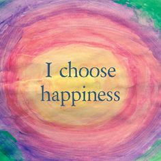 I choose happiness <3                                                                                                                                                                                 More
