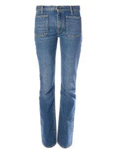 Flared-leg jeans | Saint Laurent | MATCHESFASHION.COM US