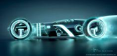 Tron: Legacy | Light Runner Design by Daniel Simon