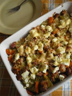 Hawaiian Pizza, Cauliflower, Macaroni And Cheese, Food And Drink, Cooking Recipes, Bread, Vegetables, Ethnic Recipes, Oven