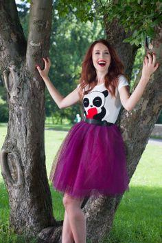 funny Tutu, Ballet Skirt, Skirts, Funny, Fashion, Moda, Fashion Styles, Tutus, Skirt