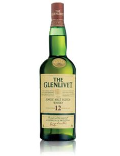 The Glenlivet 12 Year Old Whisky, $79.00 #fathersday #whisky #scotch #gifts #1877spirits