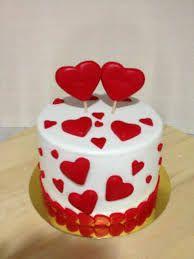 Resultado de imagen para tortas de san valentin