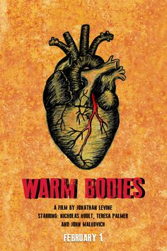 Warm Bodies!!! I finally watched it today!! One of the best movies ever!!!!!!