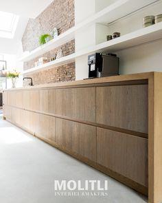 Keuken Copper Marrakesh - molitli interieurmakers bv