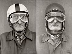 """Photographer Janos Stekovics met identical twins János and István Lukács and created the beautiful photo series, simply titled """"The Twins,"""" which captures the simple and poignant days of two men in the Hungarian countryside. An ode to farm life and familial love."""