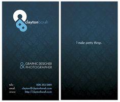 Fun business card.
