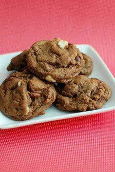 Hot Chocolate Cookies | Beantown Baker