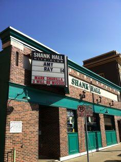 Shank Hall, Milwaukee WI