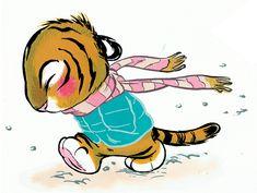 Chris Sanders Tiger 2