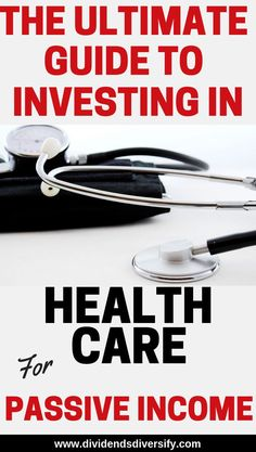 If you are a beginning investor, add great companies to your investment portfolio. Health care companies are an awesome area for investing money. Investment Group, Investment Tips, Investment Portfolio, Investment Property, Retirement Investment, Investment Quotes, Stock Market Investing, Investing In Stocks, Investing Money