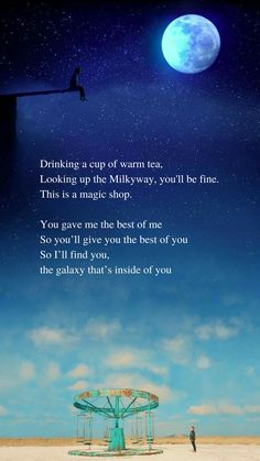 Magic Shop by BTS Lyrics my favourite song but I think instead of Milky way it w. Magic Shop by BTS Lyrics my favourite song but I think instead of Milky way it was galaxy, Pop Lyrics, Bts Song Lyrics, Bts Lyrics Quotes, Bts Qoutes, Music Lyrics, Music Quotes, Bts Begin Lyrics, Love Songs Lyrics, Sea Wallpaper