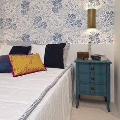 Apartamento à beira-mar projetado pela arquiteta Márcia Meccia.
