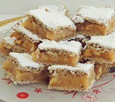 Apple cake and whole wheat sheets Sweets Recipes, Cake Recipes, Cooking Recipes, Desserts, Romanian Food, Romanian Recipes, Tea Cakes, Food Cakes, Apple Cake