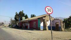 Avenida Los Carrera año 2013.