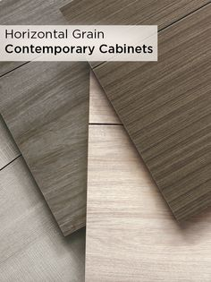 The epitome of sophistication and style, Kitchen Craft's new Contrempra Horizontal textured melamine finishes add just the right touch of contemporary styling to any kitchen. Pier, Catamaran, Ebb and Manatee finishes offer a dynamic mix of fashionable gray tones and rich browns that complement each other when combined and also look stunning on their own.