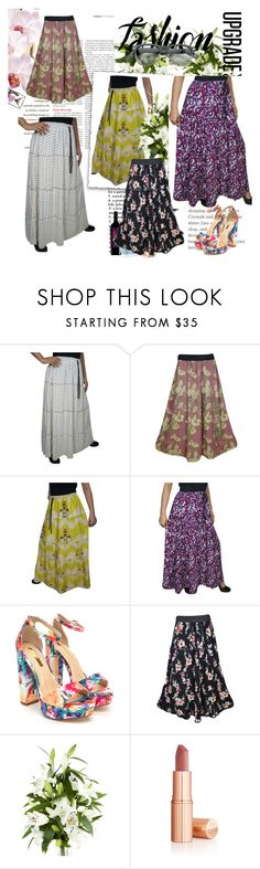 Designer Clothes, Shoes & Bags for Women Bohemian Skirt, Summer Skirts, Hippie Chic, Prints, Stuff To Buy, Shopping, Collection, Design, Women
