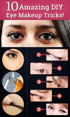 DIY Makeup Ideas (scheduled via http://www.tailwindapp.com?utm_source=pinterest&utm_medium=twpin&utm_content=post106000581&utm_campaign=scheduler_attribution)