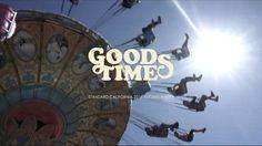 Standard California 2016 Autumn / Winter Movie -GOODTIMES- http://standardcalifornia.com/