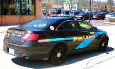 Police Car - Geneva, Illinois