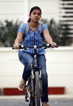 Nazriya Nazim in Bangalore Days