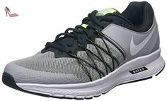 buy online fc6fe b2314 Nike 843836-008 Chaussures de Trail Running, Homme, Gris, 38.5  Amazon.fr   Chaussures et Sacs. Nike Air Relentless 6 ...