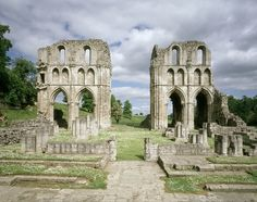 Roche Abbey   English Heritage - South Yorkshire, The Cistercian abbey was founded in 1147