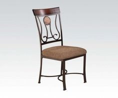 ACME Barrie Side Chair Set Of 2 Check Out This Great ProductNote Acme FurnitureDining Room