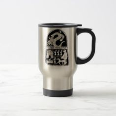 Trogdor Runestone Travel Mug - decor diy cyo customize home