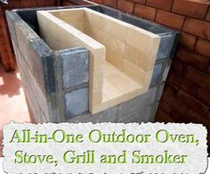 Welcome to living Green & Frugally. We aim to provide all your natural and frugal needs with lots of great tips and advice, All-in-One Outdoor Oven, Stove, Grill and Smoker