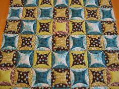 japanese reversible patchwork or commonly known as japanese folded patchwork